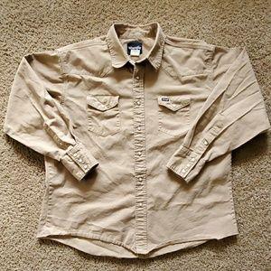 Wrangler mens jacket